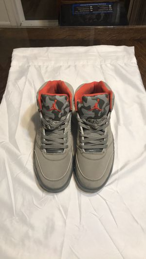 New JORDAN Retro 5 P51 CAMO size 11 men's for Sale in Vacaville, CA