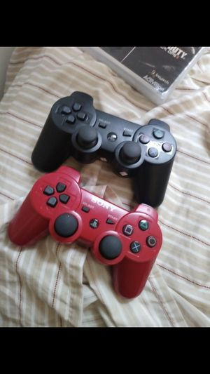 PS3 controllers for Sale in Hyattsville, MD