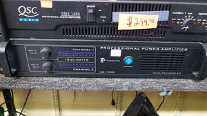 Store closing qsc rmx 1450 for Sale for sale  Brooklyn, NY