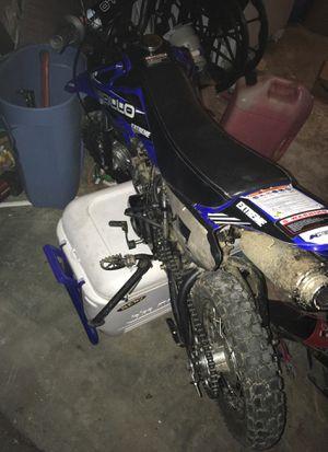 70cc Apollo dirt bike 4stroke for Sale in Fort Washington, MD