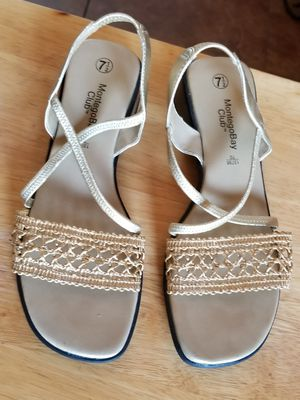 Montego Bay Club Women's Sandals. for Sale in Stockton, CA
