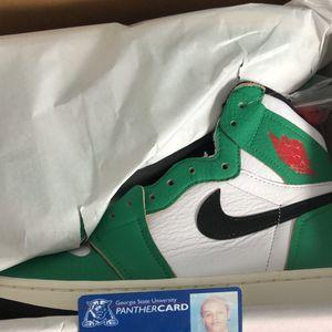 Nike Air Jordan 1 High OG Lucky Green for Sale in Tucker, GA