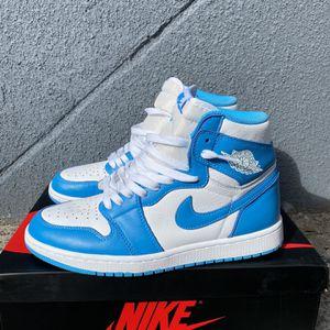 Nike Air Jordan 1 UNC Size 9.5 for Sale in Miami, FL