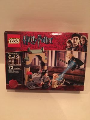 Lego Harry Potter Freeing Dobby for Sale in San Diego, CA