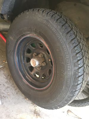 Wheels and tires for Sale in Prineville, OR