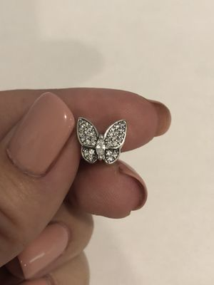 Brand New Sterling Silver 925 Double Sided Butterfly 🦋 Charm for Sale in Los Angeles, CA