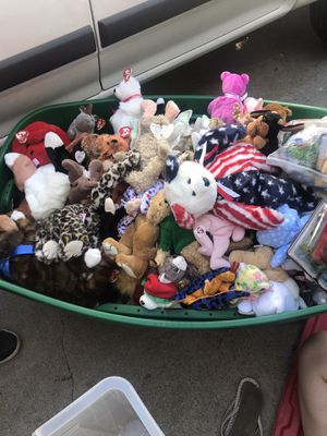 Beanie babies collection 300+ for Sale in Norwalk, CA