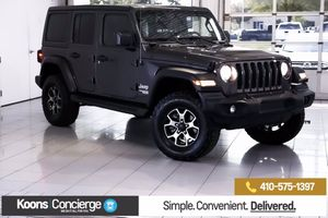 2019 Jeep Wrangler Unlimited for Sale in White Marsh, MD