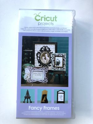 New cricut cartridge Fancy Frames for Sale in Falls Church, VA