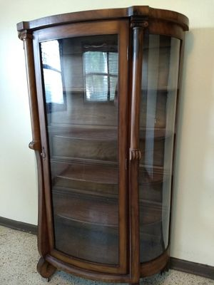 Curio Cabinet Antique for Sale in Longwood, FL