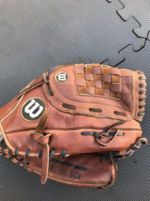 Wilson Baseball glove (13) for $30 Firm!!! for Sale in Burbank, CA