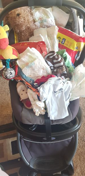 Baby car seat and stroller basket for Sale in Detroit, MI