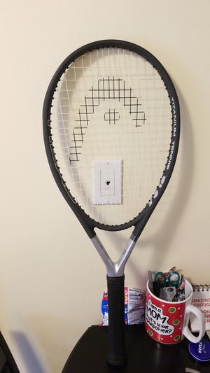 Head Ti.S6 titanium extra long tennis racket for Sale in Seattle, WA