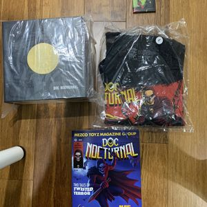 Mezco One:12 Doc Nocturnal Exclusive for Sale in Montebello, CA