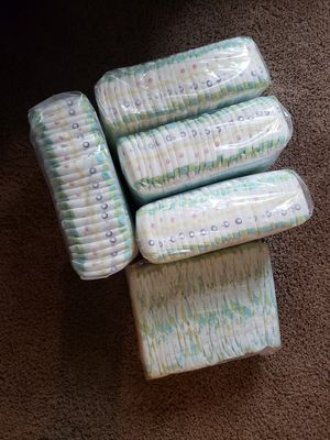 Size 4 diapers for Sale in Milwaukie, OR