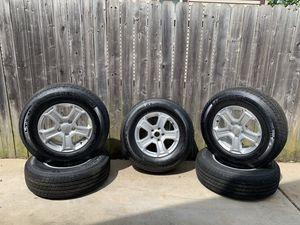 **BRAND NEW** Jeep Michelin Tires LTX MS2 for Sale in Waukegan, IL