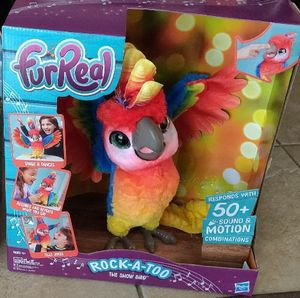 FurReal limited edition Rock-a-Too for Sale in Chula Vista, CA