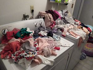 Baby girl and boy clothes etc. NEED GONE for Sale in Covington, WA