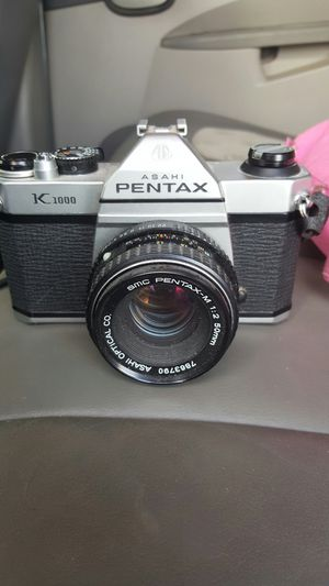 Pentax camera for Sale in San Angelo, TX