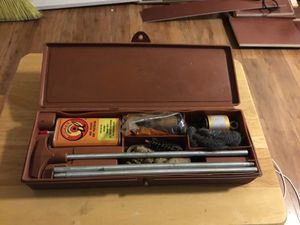 Antique Hoppes Shotgun Cleaning kit. for Sale in Lakewood, WA