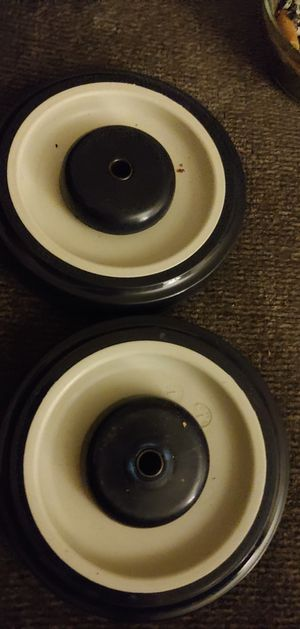 """Two 5""""wheels 250lb weight limit for Sale in Barberton, OH"""