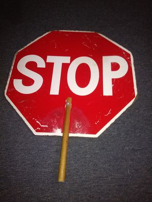 Stop Sign For Post On Your House For No Trespassing for Sale in Beaumont, TX