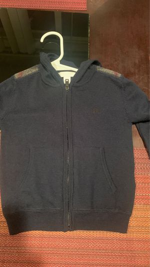 Almost New Burberry Sweater Jacket for Sale in San Jose, CA