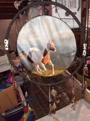 Horse Native dreamcatcher large size for Sale in Erie, PA