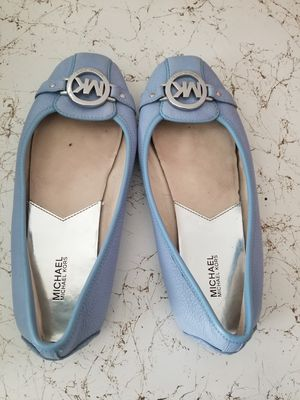 Light blue Michael Kors ballet flats for Sale in San Diego, CA