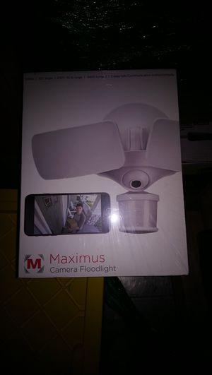 Maximus Camera Flood Light for Sale in Brooklyn, NY