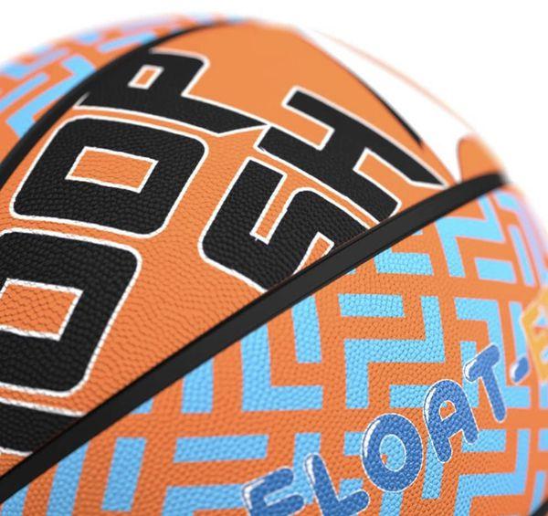 Pool basketball float