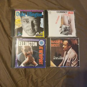 Ellington And Basie Collection for Sale in Cuyahoga Heights, OH