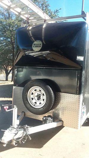 Wells cargo trailer for Sale in Killeen, TX