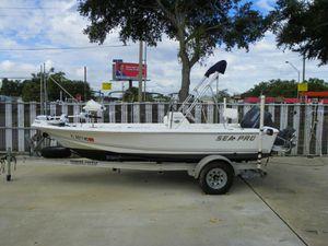 2005 Sea Pro 1700CC for Sale in Lakeland, FL