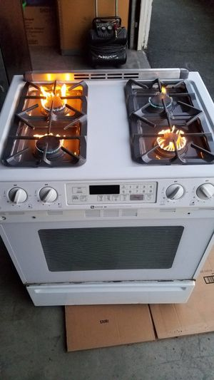 Slide in stove top burners work only for Sale in Fontana, CA