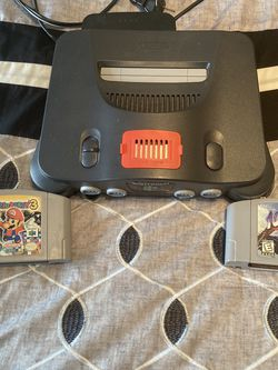 Nintendo 64 System With Games for Sale in Portland,  OR