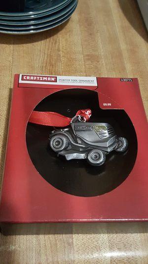 NIB Craftsman Pewter Tractor Christmas Ornament for Sale in Phoenix, AZ