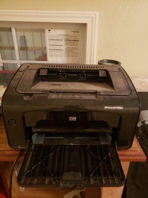 Hp laserjet P1102w printer for Sale in Ada, OK