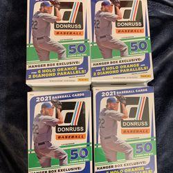 2021 Donruss Baseball Hanger Box  for Sale in Irvine, CA