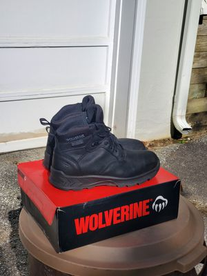 Nearly-NEW WOLVERINE WORK BOOTS for Sale in Rockaway, NJ