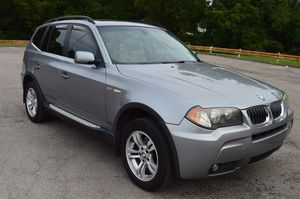 BMW X3 3.0I 2006 (CLEAN TITLE. CLEAN CARFAX) for Sale in Nashville, TN