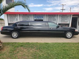 2007 Limo 6 pack for Sale in Lancaster, CA