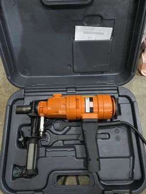 """DK12 Diamond Products Weka Handheld 3"""" Core Drill for Sale in Sylmar, CA"""