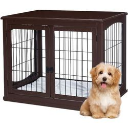Decorative Dog Kennel with Pet Bed for Sale in Bakersfield,  CA