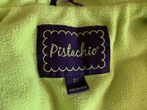 Comfy warm winter jacket size 2T for Sale in East Wenatchee, WA