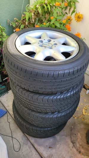 Mercedes tires new for Sale in Fresno, CA