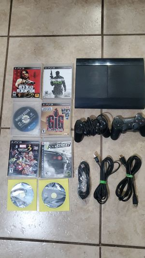 Super Slim PS3 for Sale in Cypress, TX