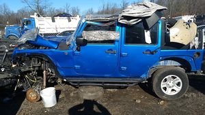 2015 Jeep Wrangler Part out for Sale in Clinton, MD