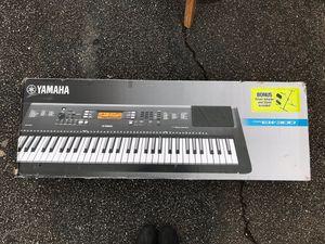 Yamaha PSR-EW300 Premium Keyboard for Sale in Alpharetta, GA