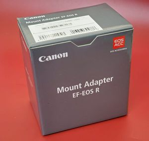 Canon Mount Adapter EF-EOS R for Sale in San Diego, CA